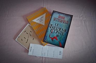 Les livres reçus dans la Kube et leurs accesoires
