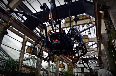 L'araignée géante des Machines de l'île à Nantes