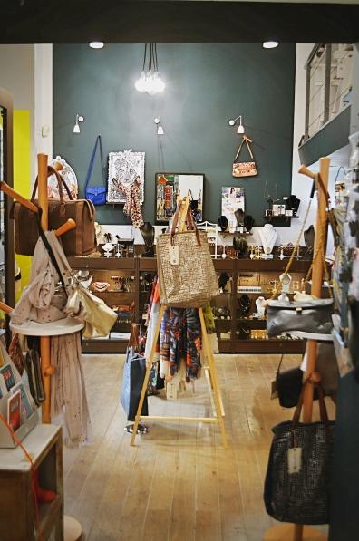 Boutique Inspirations Nantes, espace bijoux