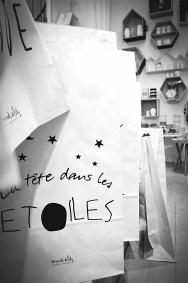 Boutique Inspirations Nantes, espace décoration