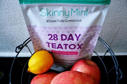 Morning Boost, skinny mint, teatox, thé du matin