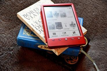 liseuse sony et bibliothèque numérique