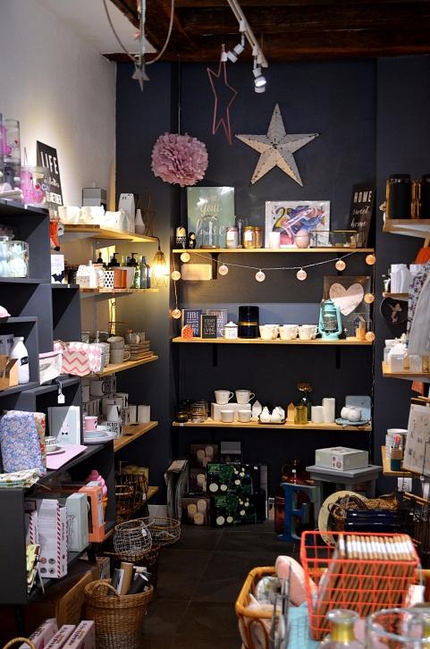 sous les étoiles exactement, boutique Nantes