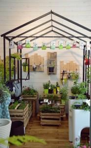 JANE jardinerie urbaine et récréative Nantes
